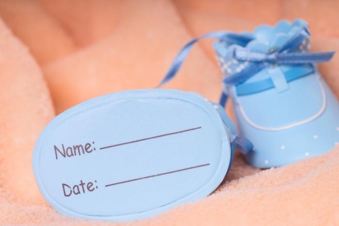 Как выбрать имя для новорожденного малыша