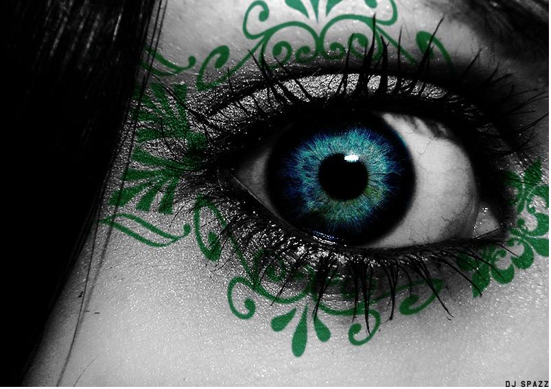 Фотография глаза человека