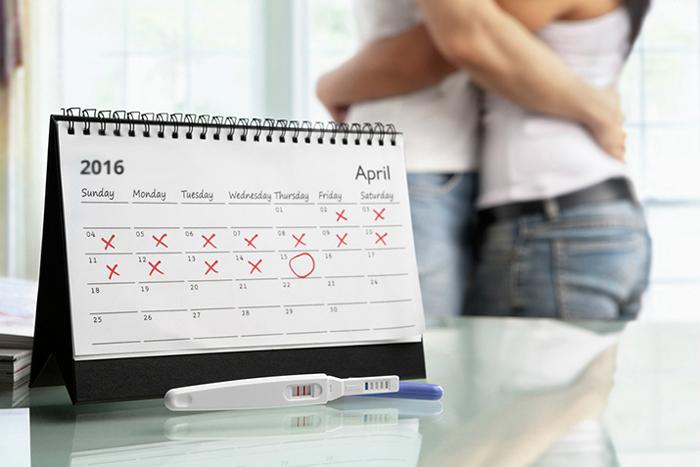 Как подсчитать дни беременна или нет