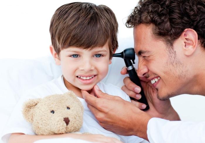 В нос или в ухо попал инородный предмет