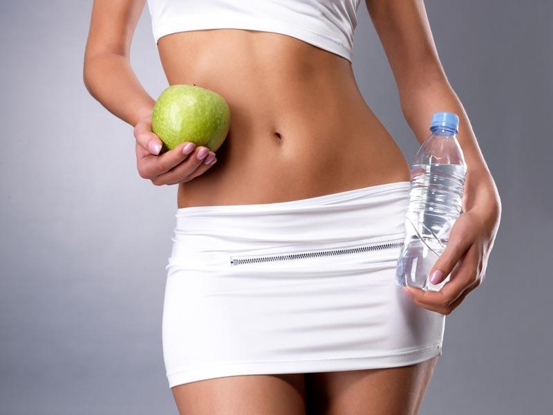 Очищение организма как похудеть