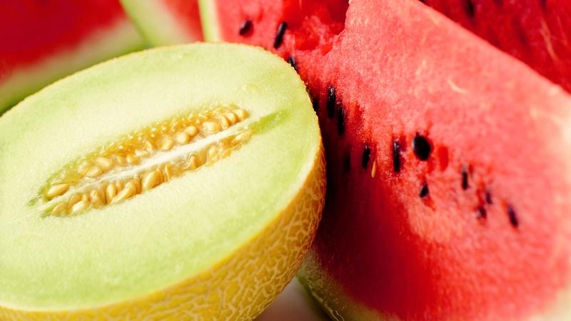 Как правильно покупать арбузы и дыни