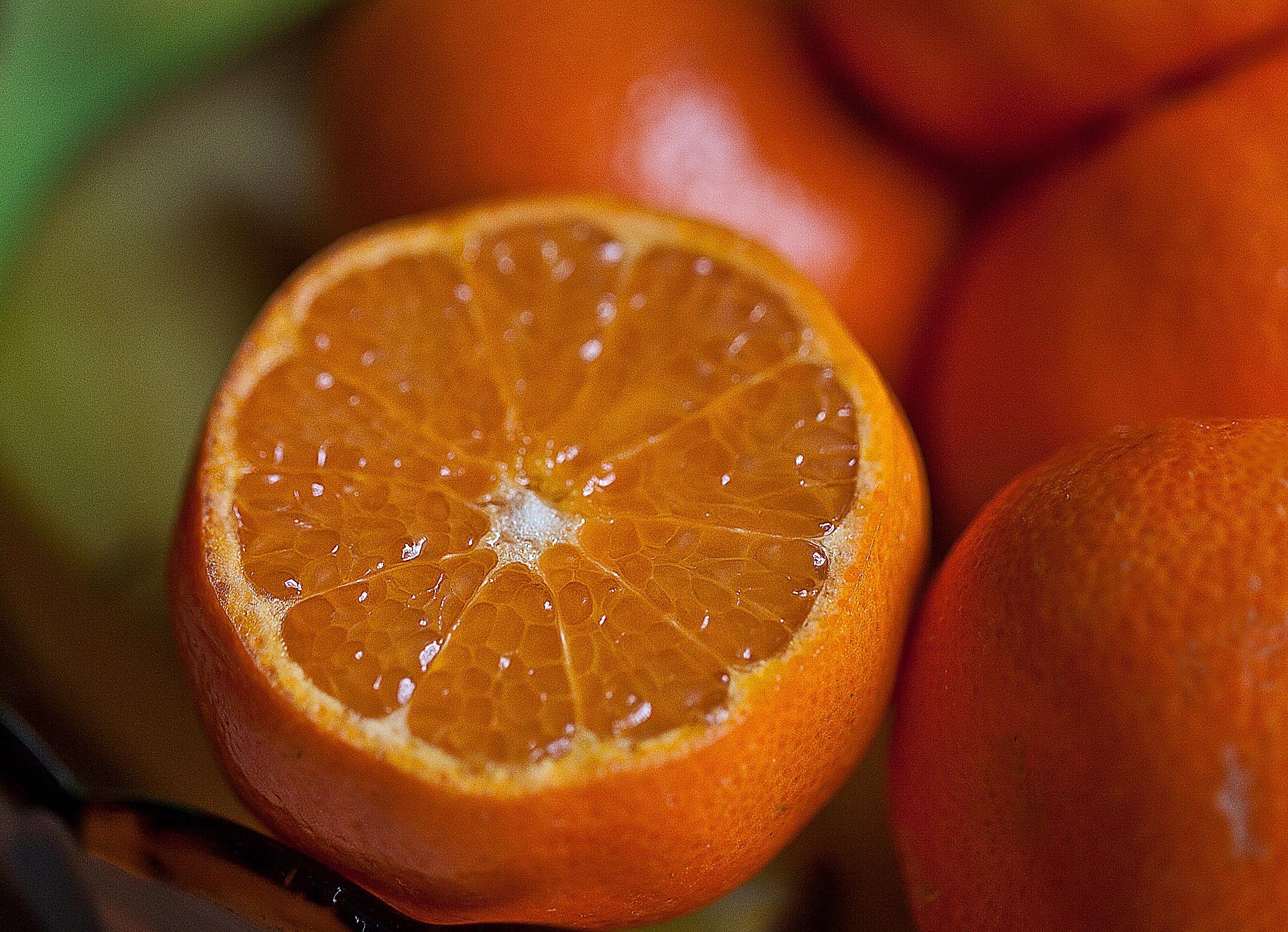 Апельсин для настроения