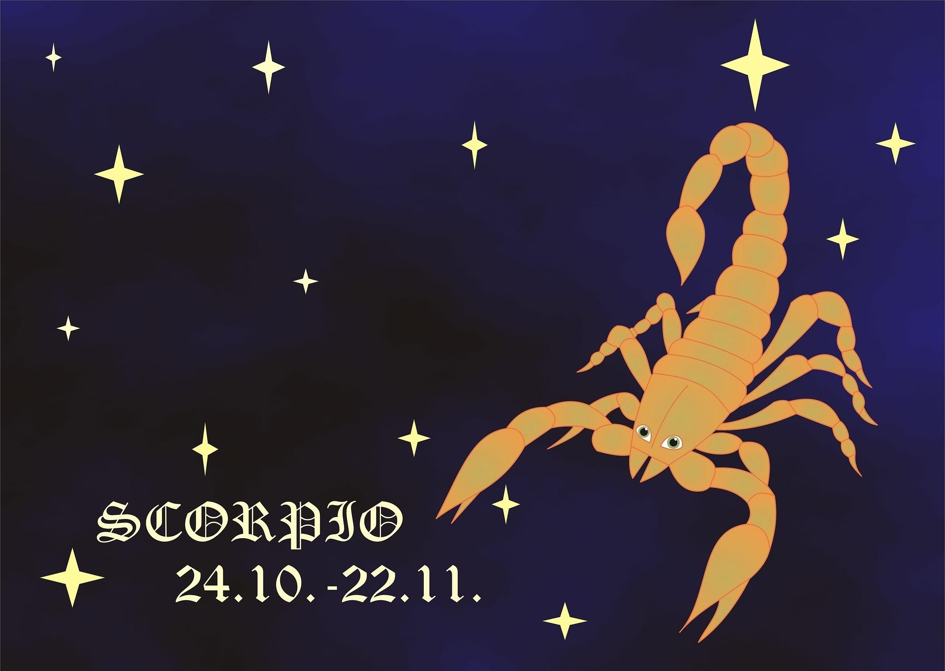 Йога для скорпионов