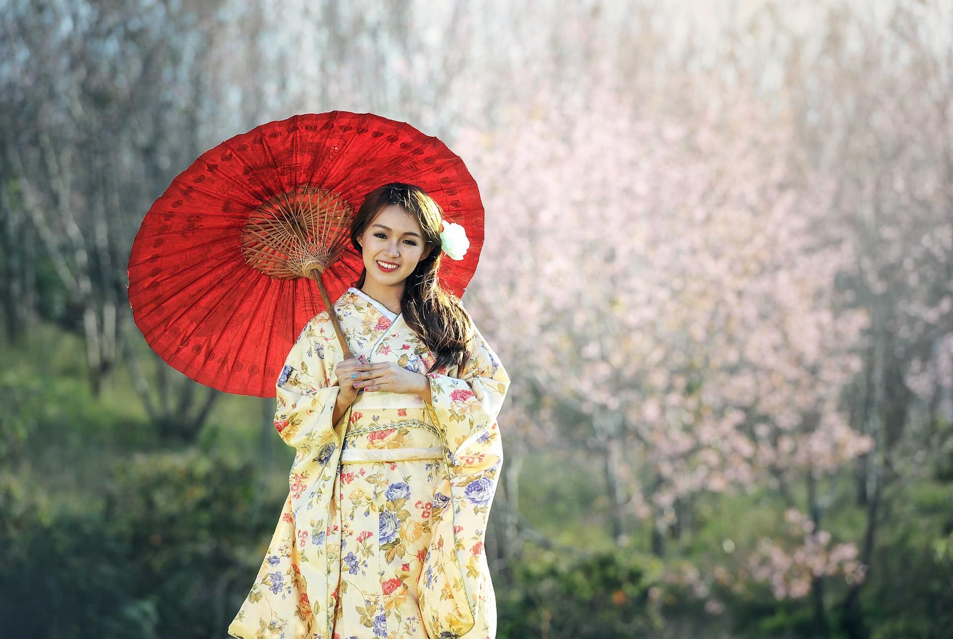 Как быстро похудеть к лету - диета японской гейши