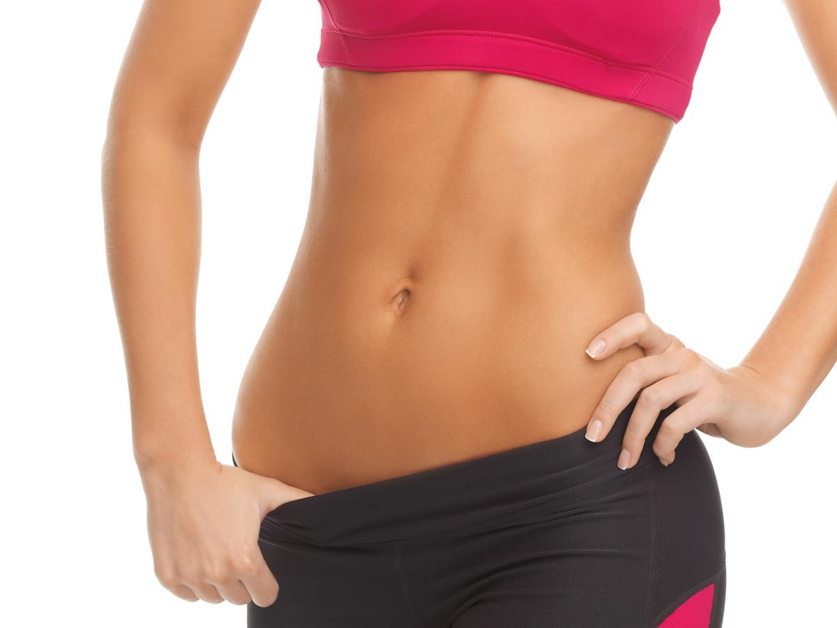 Как похудеть в животе и по бокам живота в домашних условиях