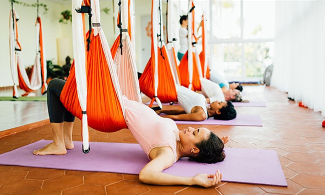 Воздушная йога