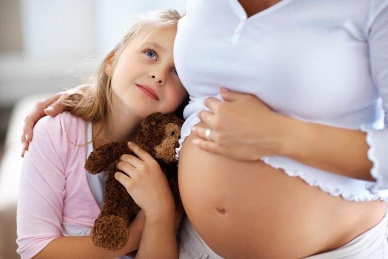 Ребенку 2 года беременна вторым 57