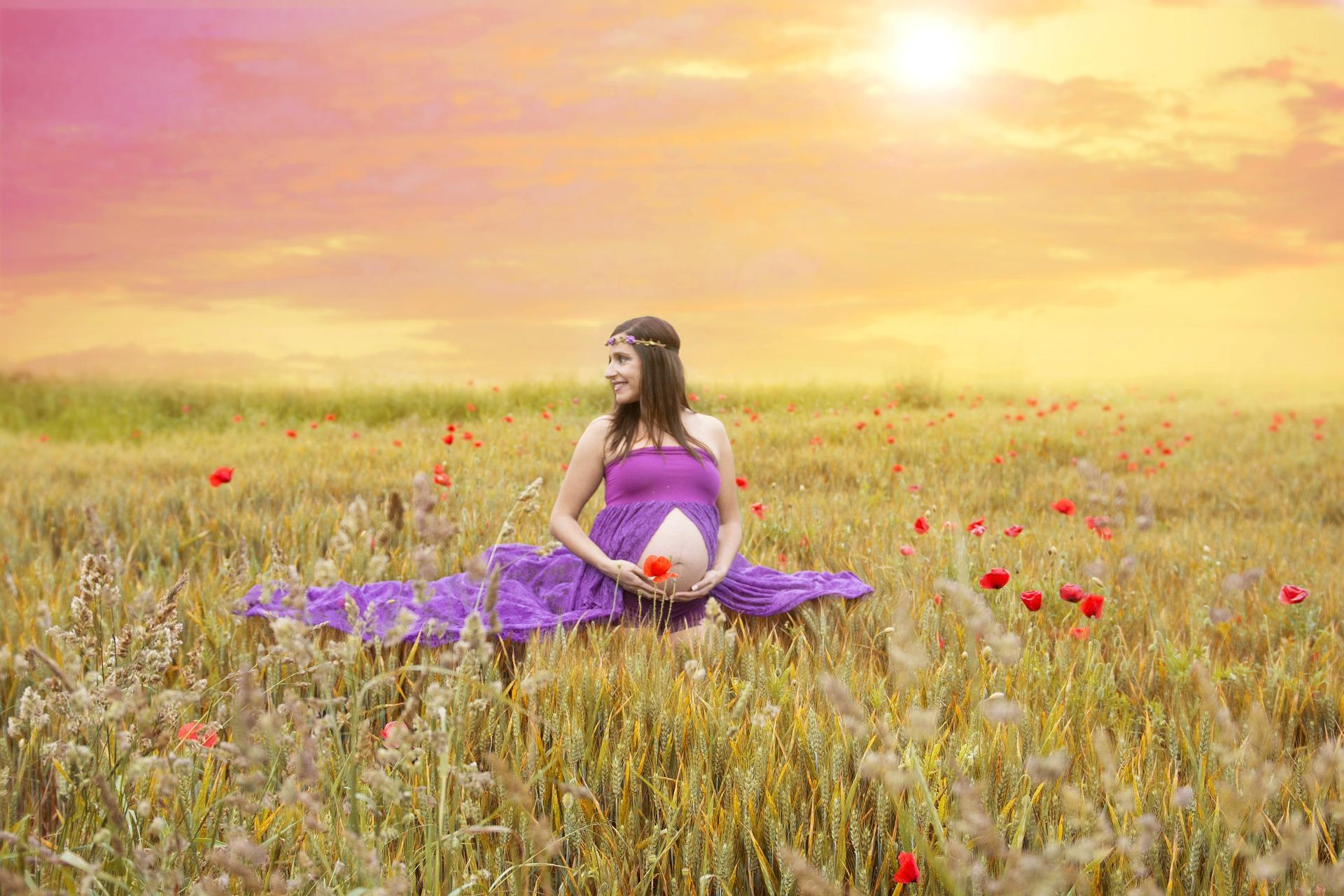 Калории и беременность