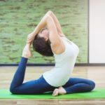 Йога: влияние на женский организм