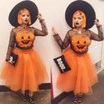Необычный костюм на Хэллоуин или как отойти от вампирской тематики