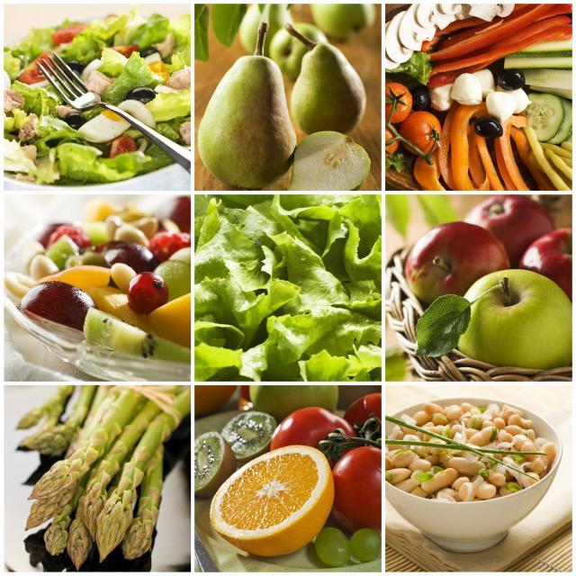 Правильные продукты чтобы похудеть
