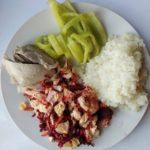 Диета на рисе и овощах