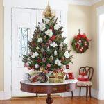 Необычные украшения для новогодней ели