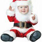 Новогодние костюмы малышу до 1 года