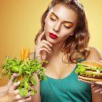Вред вегетарианства для женского организма