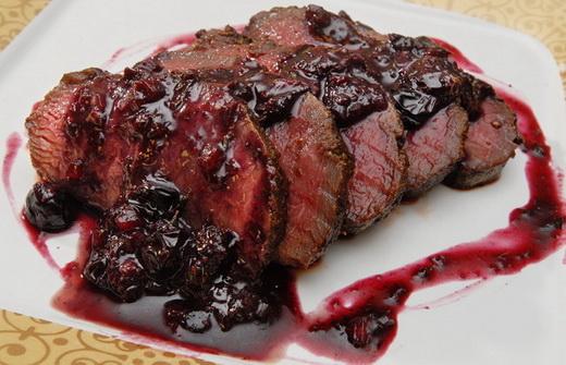 мясо оленины (дичь) в духовке рецепт с фото пошагово